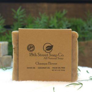 Champa Flower Soap