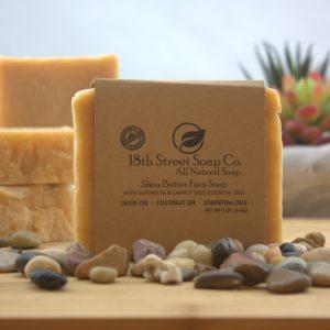 Shea Butter Face Soap