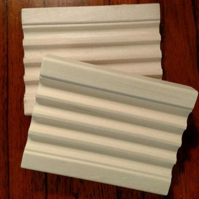 18th Street Soap Handmade Wooden Soap Dish