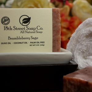 18th Street Soap - Brambleberry Sage