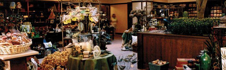 Lauritzen Gardens Gift Shop