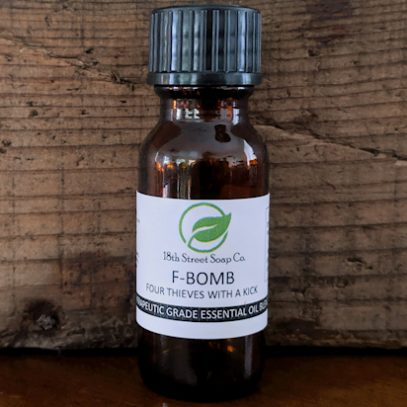 F-Bomb Essential Oil Blend