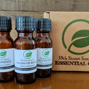 Backwoods Essential Oil Pack